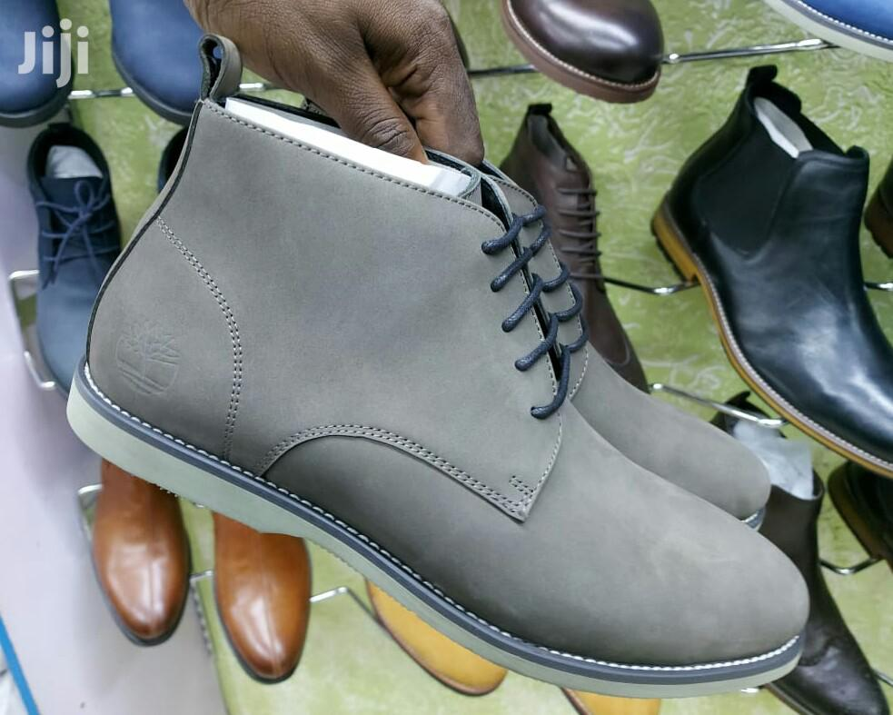 Timberlands Official Leather Boots