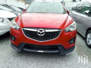 Mazda CX-7 2014 Red   Cars for sale in Mombasa, Mvita