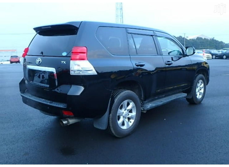 toyota land cruiser prado 2013 black in nairobi central