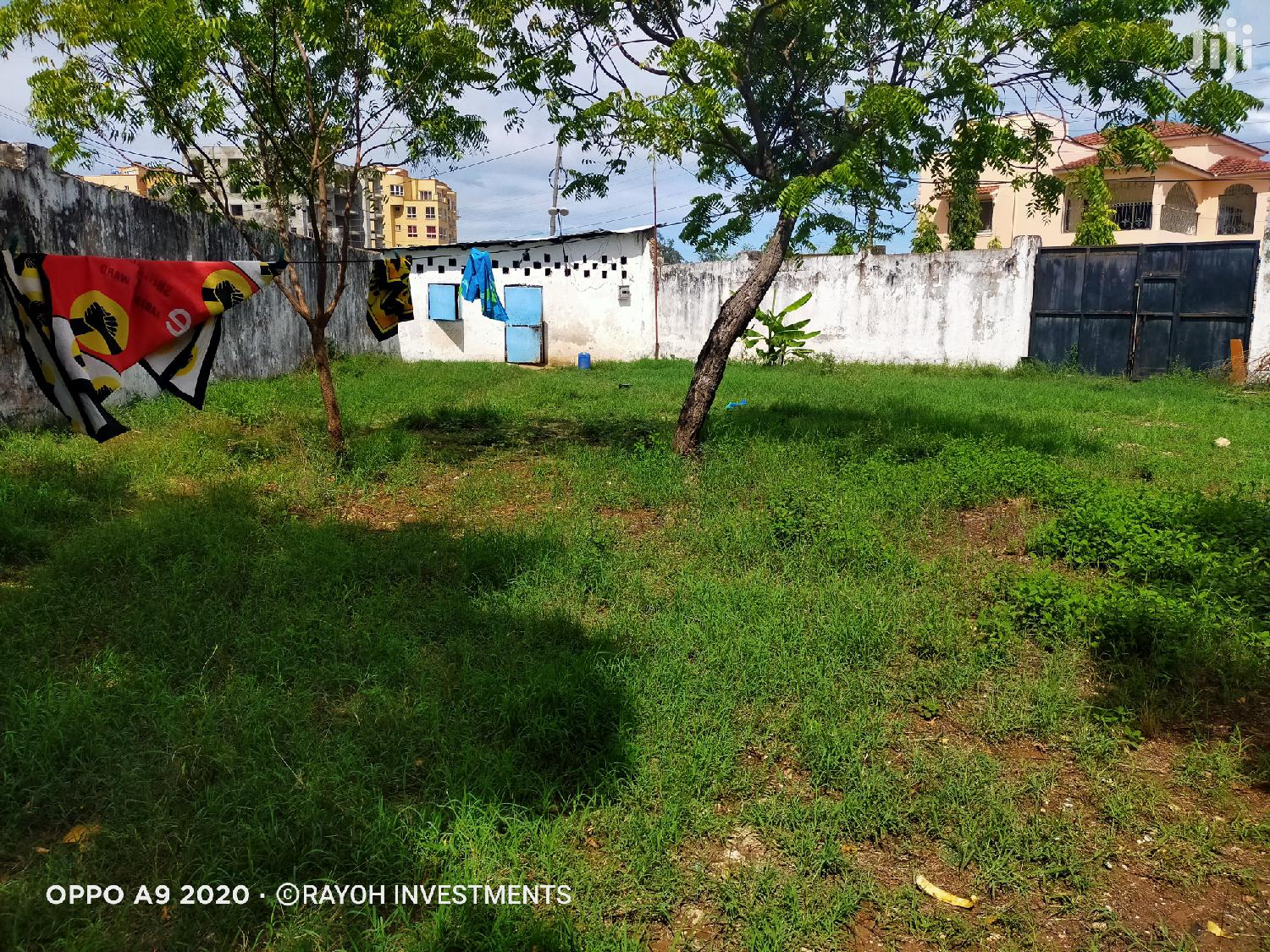 50by 100size Plot Nyali RAYOHPROPERTY FOR RENT