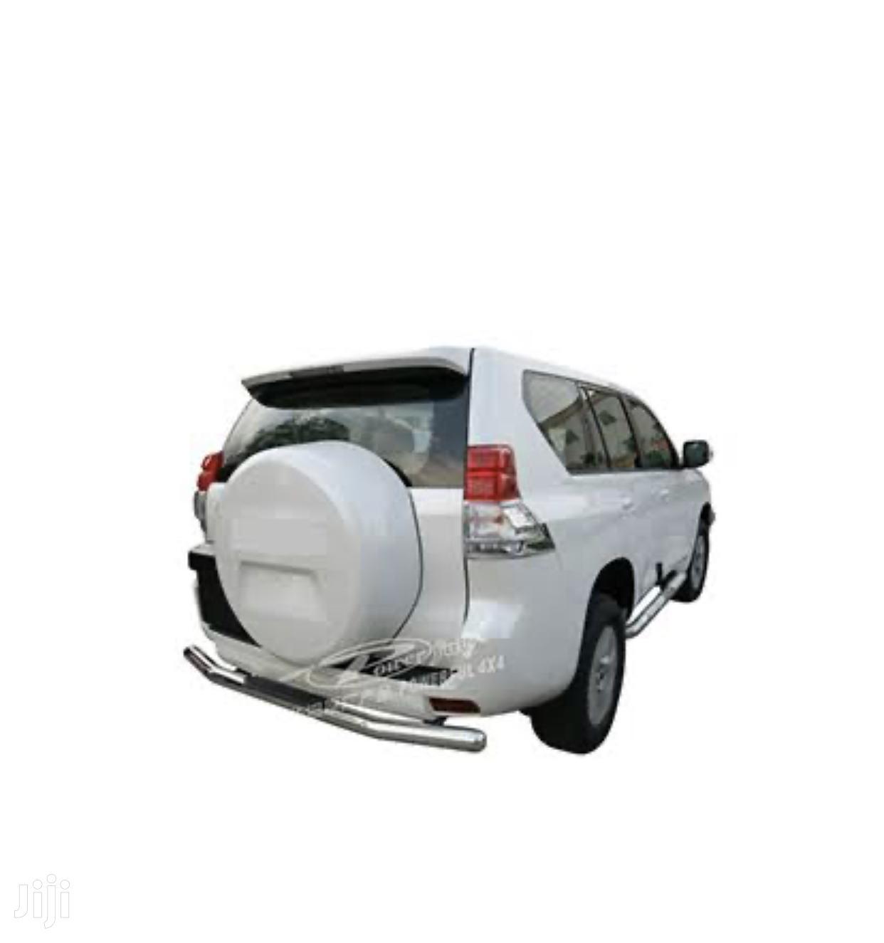 Spare Tyre Cover Prado 150