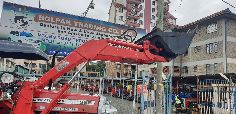 Tractor Front Loader | Heavy Equipment for sale in Kilimani, Nairobi, Kenya