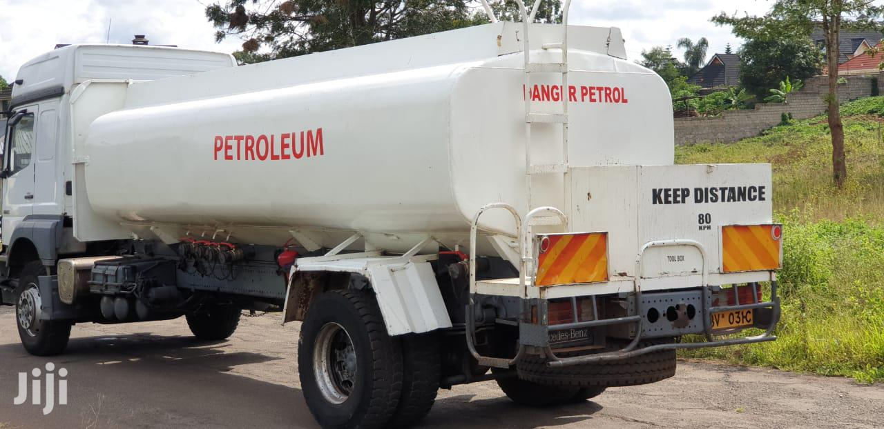 Mercedes-benz Axor 2007 White   Trucks & Trailers for sale in Nairobi Central, Nairobi, Kenya