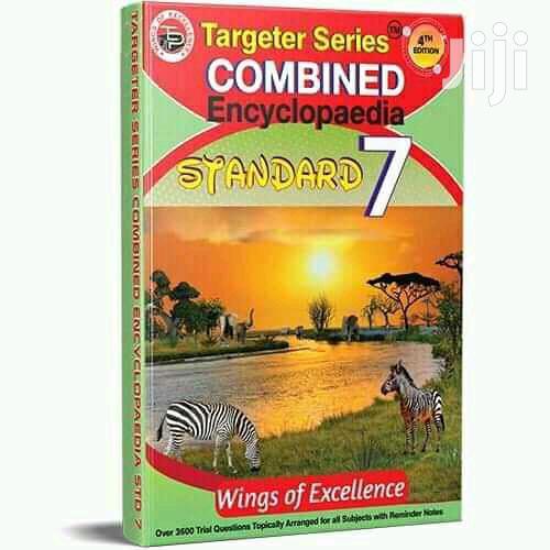 Targeter Encyclopaedia Class 7