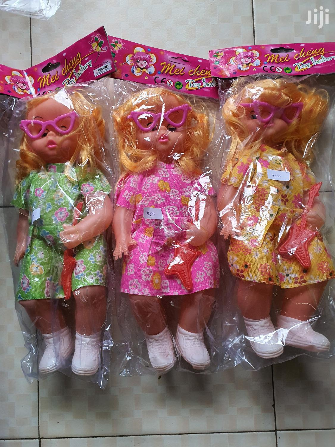 Doll Available We Deliver