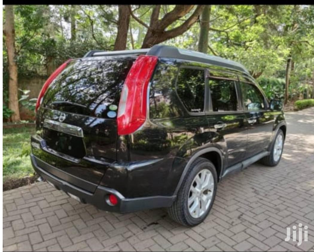 Archive: New Nissan X-Trail 2.0 Petrol XE 2012 Black