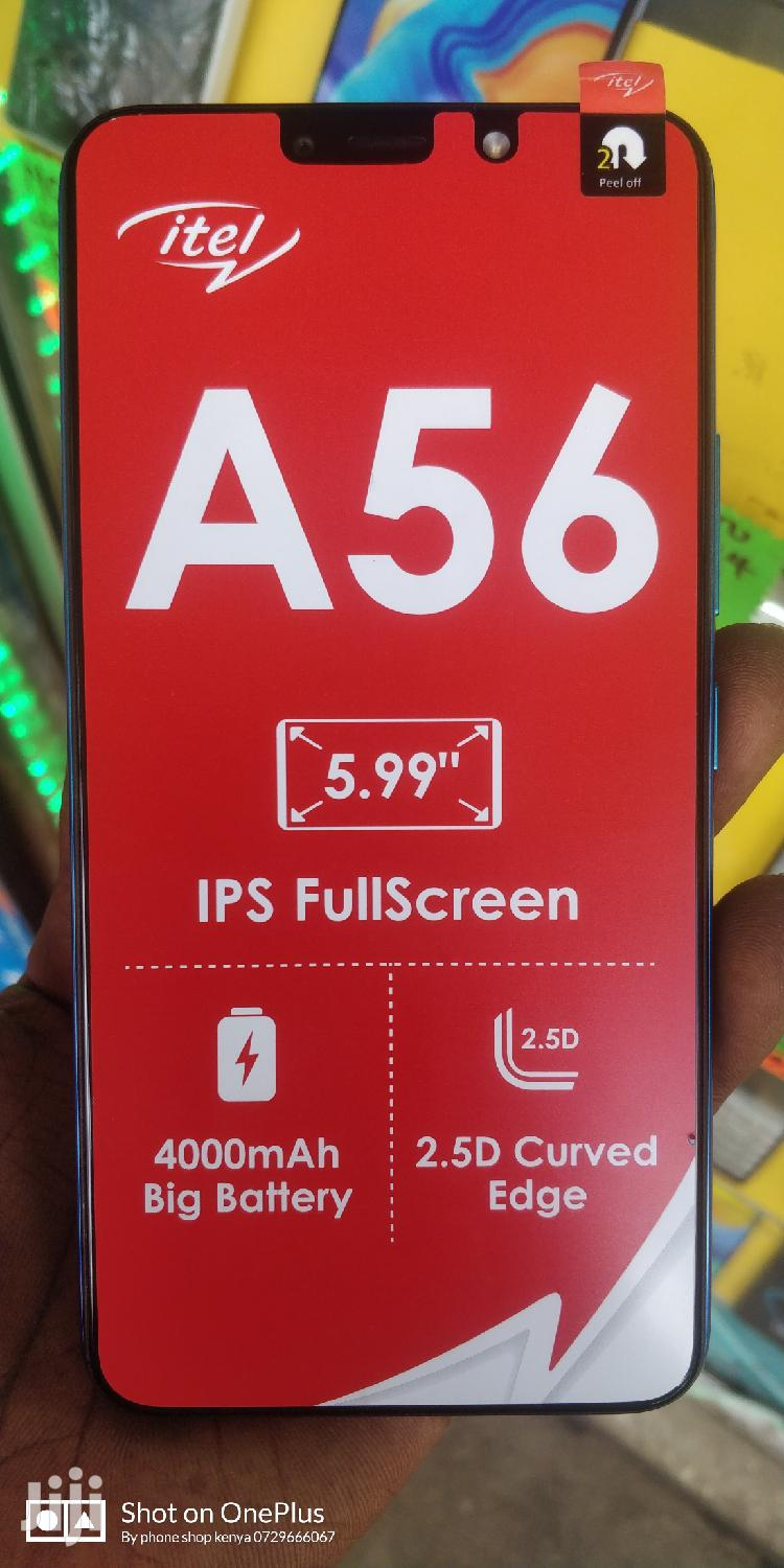 New Itel A56 16 GB Black | Mobile Phones for sale in Nairobi Central, Nairobi, Kenya