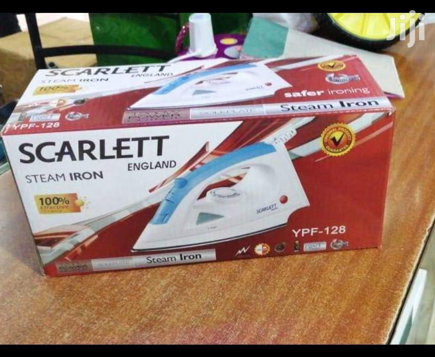 Scarlet Stem Irons Box