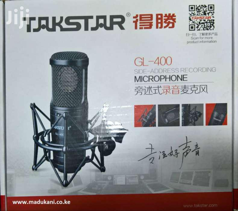 Takstar GL400 Recording Mic | Musical Instruments & Gear for sale in Nairobi Central, Nairobi, Kenya