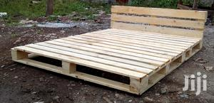 A Pallet Bed | Furniture for sale in Nairobi, Embakasi