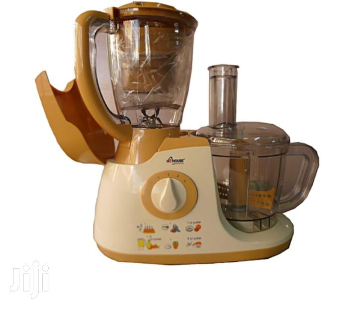 6 in 1 He House Food Processor ,Free Delivery Cbd