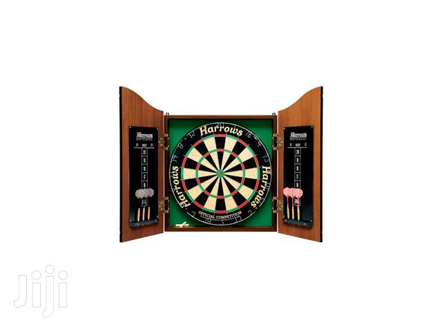 Dartboard Harrows