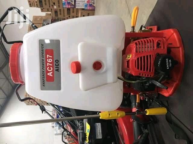 Brand New Engine Sprayer.
