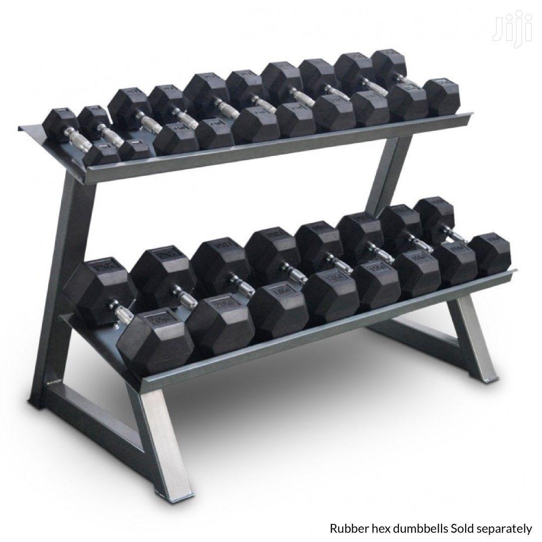 Gym Hex Dumbbells