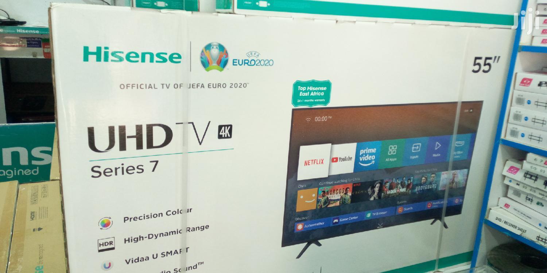 Hisense Uhd 4K 55inch TV