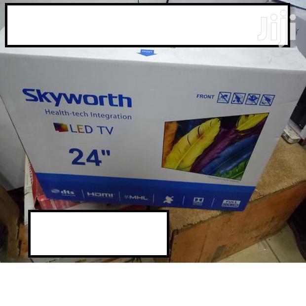 24 Inch Digital Led Inbuilt Decorder Skyworth TV