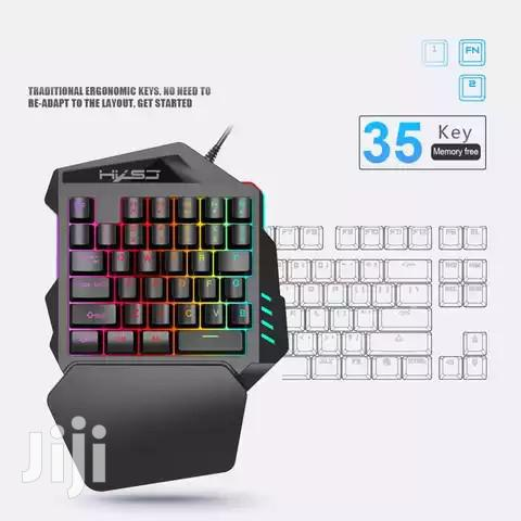 Wireless PUBGG Gaming Keyboard & Mouse Combo For Mobile Phone Game.   Computer Accessories  for sale in Nairobi Central, Nairobi, Kenya