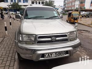 Toyota Surf 2001 Silver   Cars for sale in Mombasa, Kisauni
