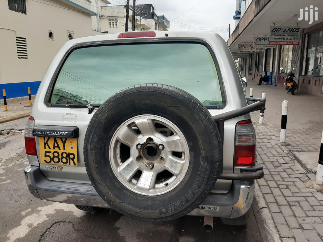 Toyota Surf 2001 Silver | Cars for sale in Kisauni, Mombasa, Kenya