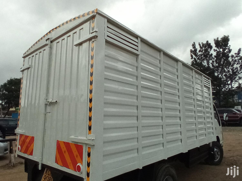 Isuzu NKR 2017 White | Trucks & Trailers for sale in Nairobi Central, Nairobi, Kenya
