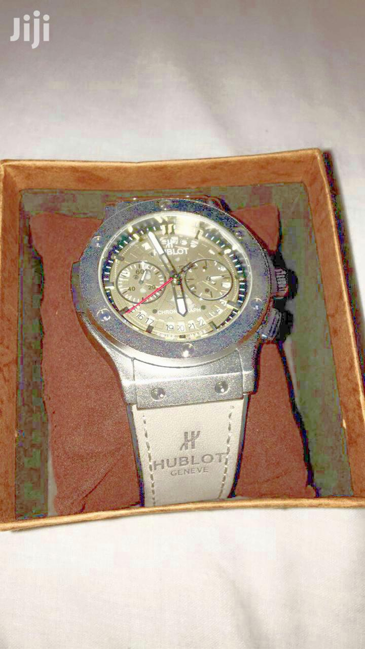 Archive: Brand New Hublot Watch