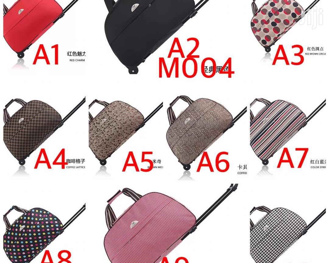 Archive: Francy Travel Bags