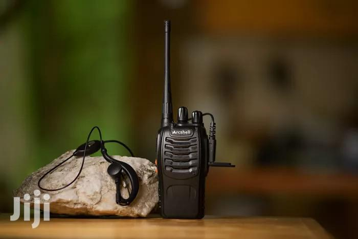 Archive: Rechargeable Long Range Two-way Radios Wt Earpiece Walkie Talkie