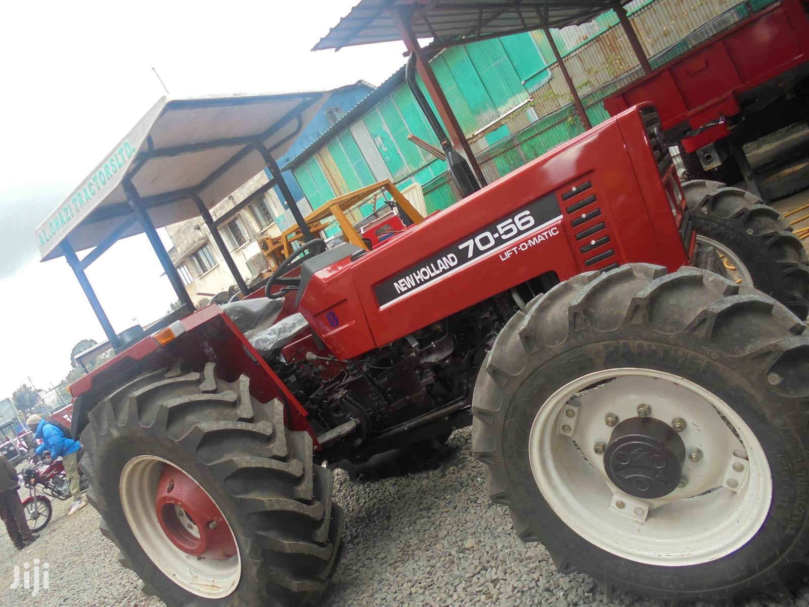 New Holland Tractor 85hp On Offer