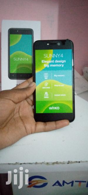 New Wiko Sunny 4 Plus 16 GB Black