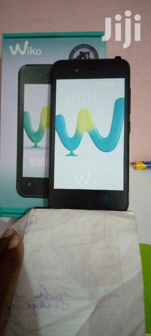 New Wiko Sunny 8 GB Black