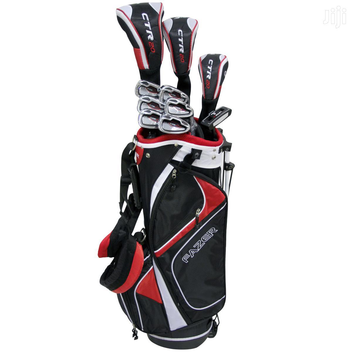 New Adult Golf Club Sets