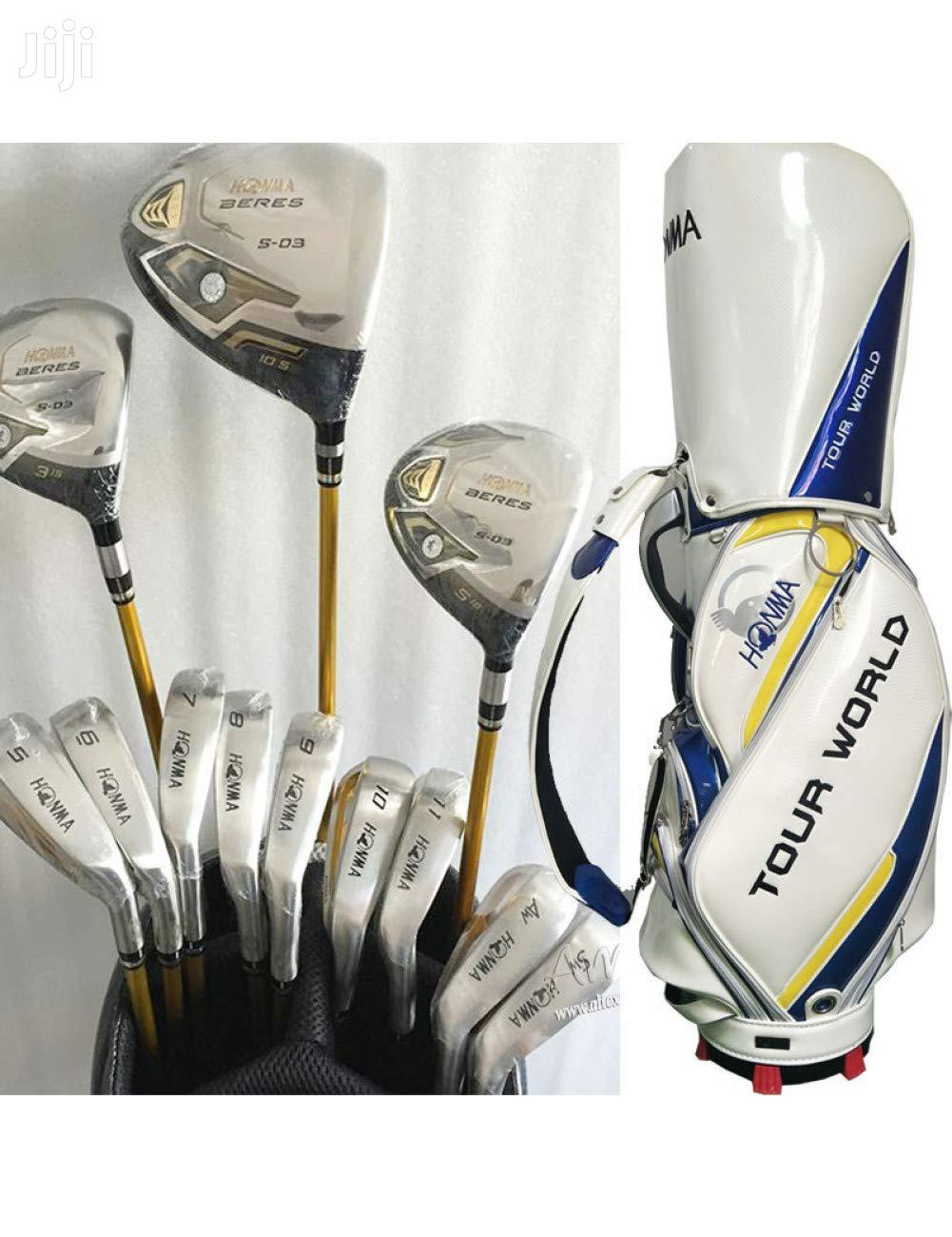 High Quality Golf Club Sets for Adults Men Women Ladies