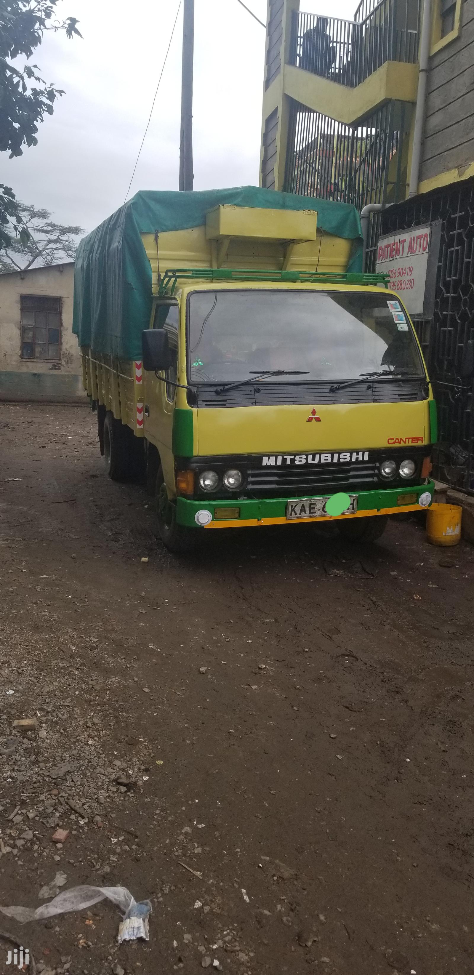 Archive: Quick Sale Mitsubishi Canter
