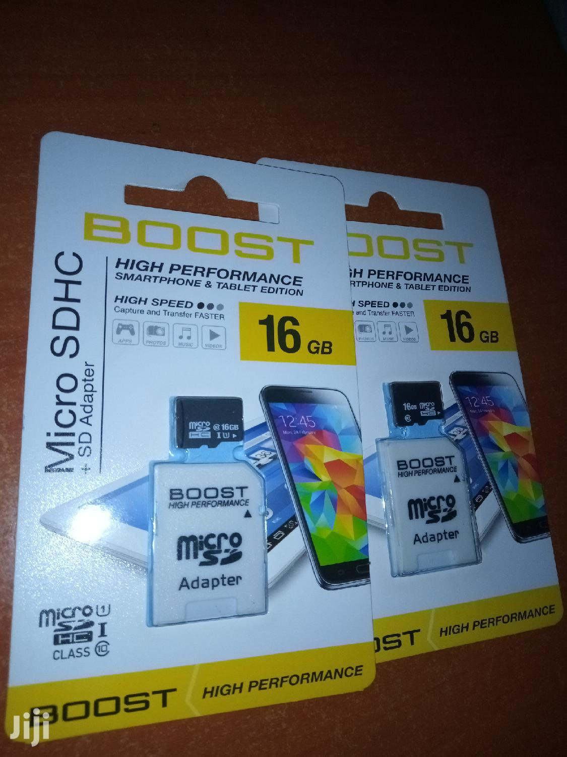 16gb Memory Card | Accessories for Mobile Phones & Tablets for sale in Nairobi Central, Nairobi, Kenya