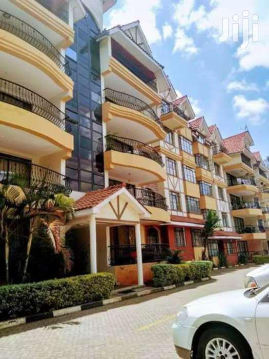 Spacious 3br With SQ Apartment To Let In Lavington.