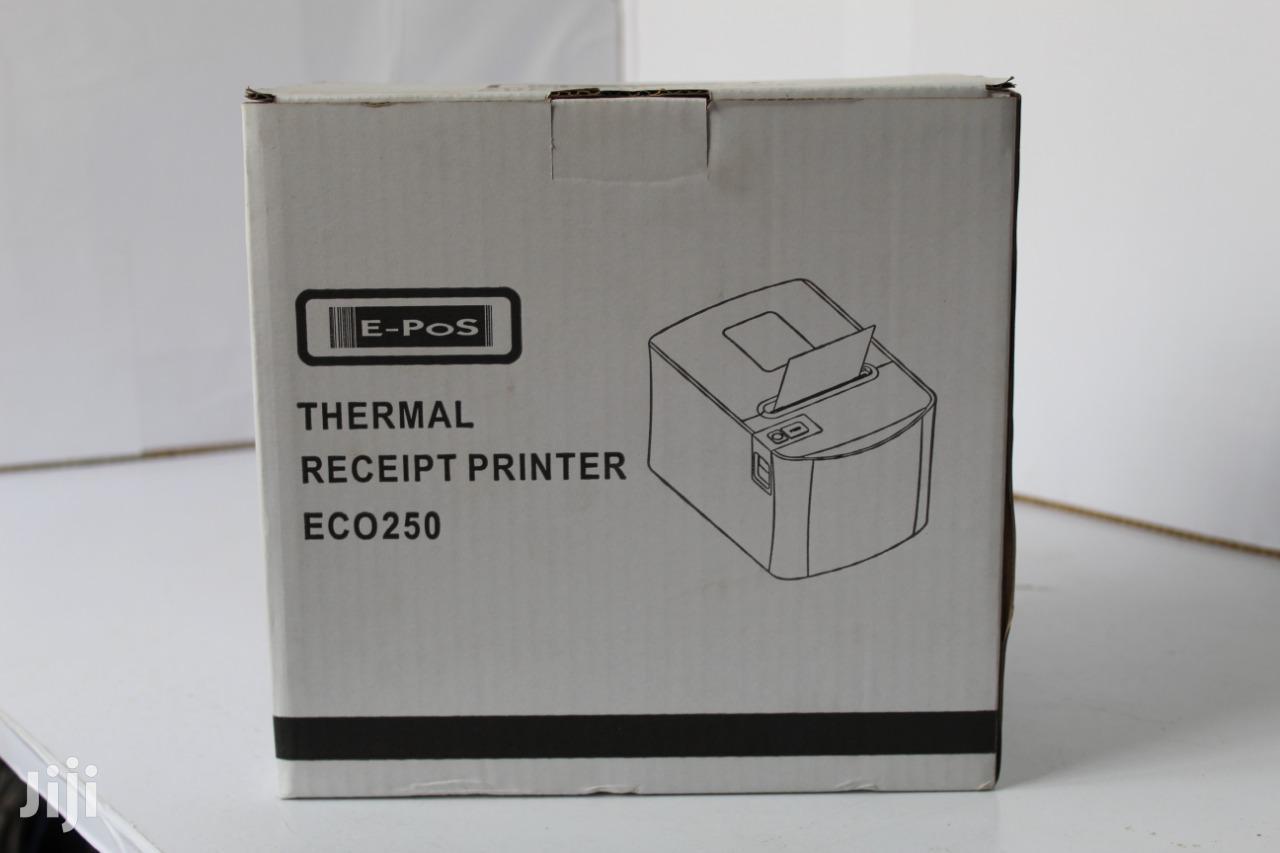 80mm EPOS ECO 250 Thermal POS USB Receipt Printer