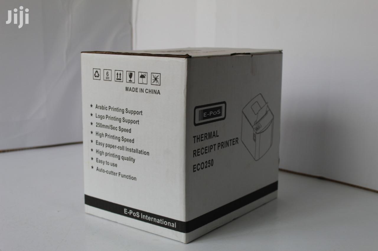80mm EPOS ECO 250 Thermal POS USB Receipt Printer   Printers & Scanners for sale in Nairobi Central, Nairobi, Kenya