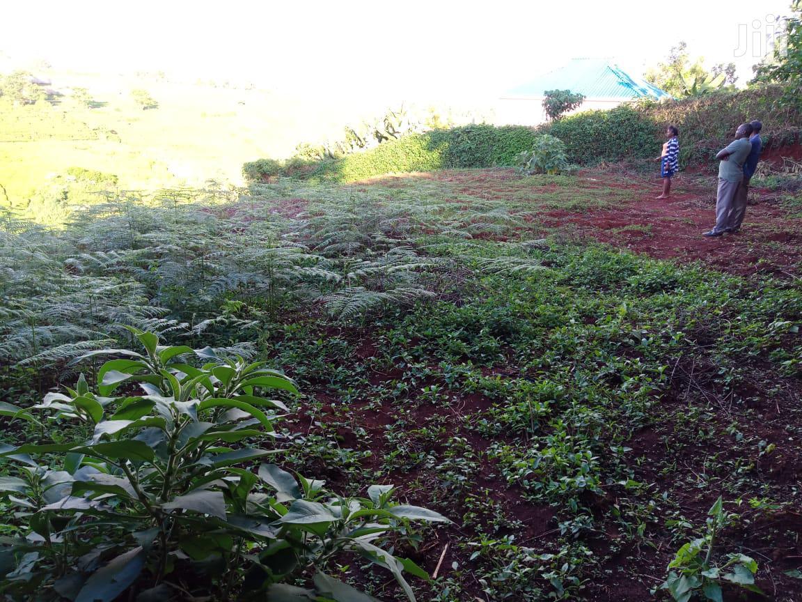 Banana Kiambu Kawaida Plots For Sale (I'm The Owner) | Land & Plots For Sale for sale in Cianda, Kiambu, Kenya