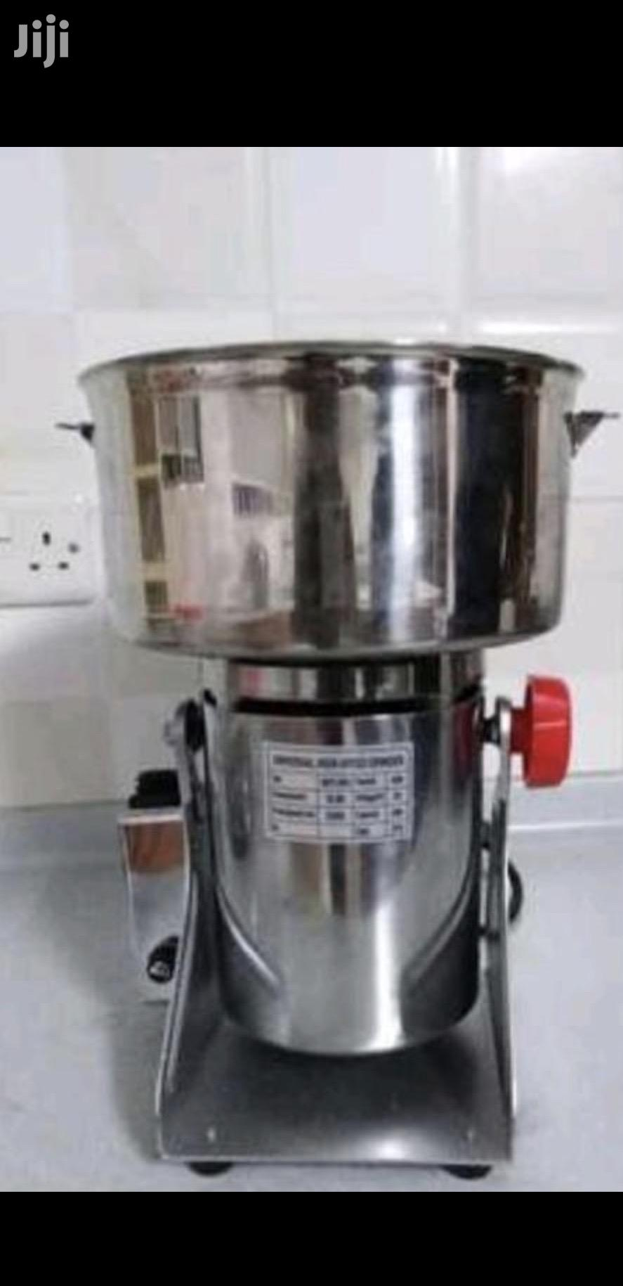Flour Maize Meal Or Spice Grinder