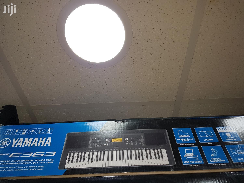 Yamaha Keyboard Psr 363
