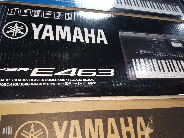 Yamaha 463 Keyboard