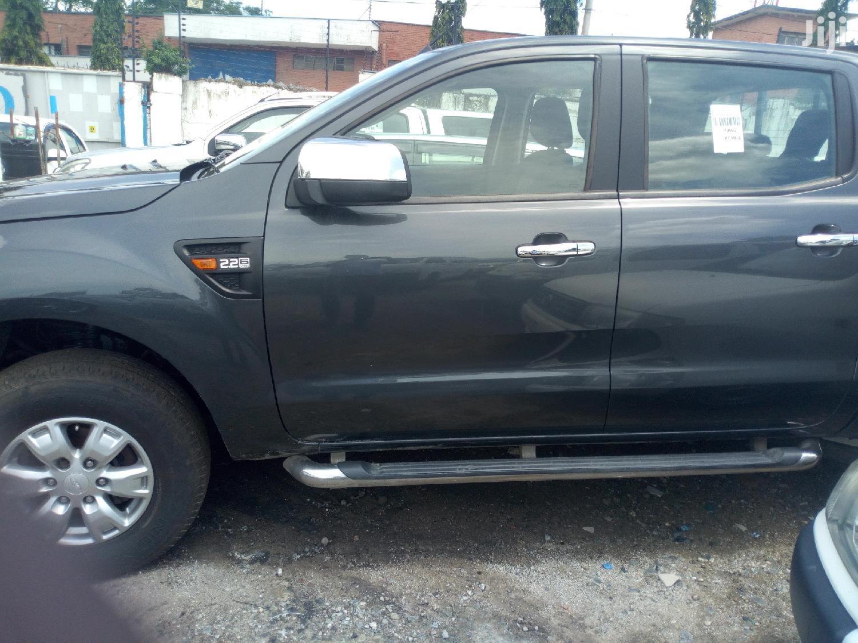 Archive: New Ford Ranger 2012 Black