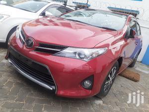 New Toyota Auris 2014 Red   Cars for sale in Mombasa, Mvita