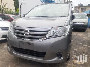 New Nissan Serena 2014 Silver   Buses & Microbuses for sale in Mombasa, Mvita