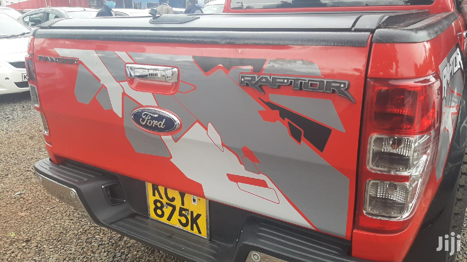 Archive: Ford Ranger 2013 Red