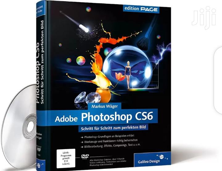 Archive: Adobe CS6 Master Collection Installation