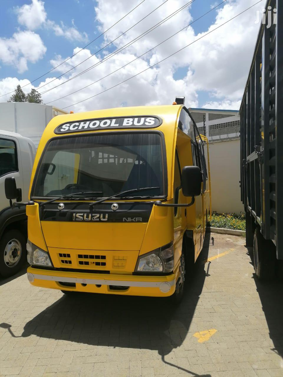 Isuzu NKR / NMR Bus 25 / 27 Seater | Buses & Microbuses for sale in Nairobi South, Nairobi, Kenya