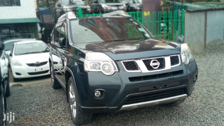 Nissan X-Trail 2012 Green