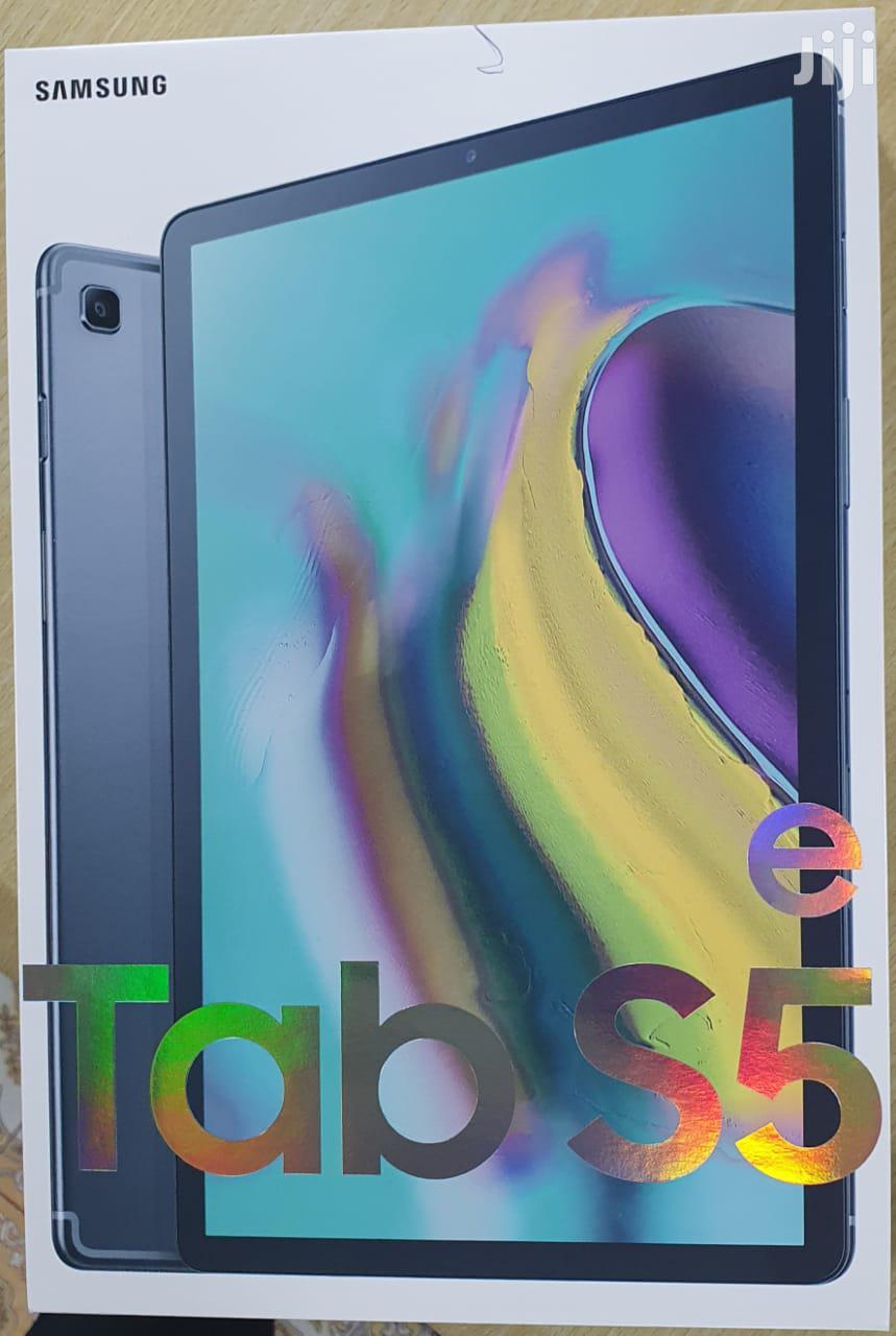 New Samsung Galaxy Tab S5e 64 GB Black | Tablets for sale in Nairobi Central, Nairobi, Kenya