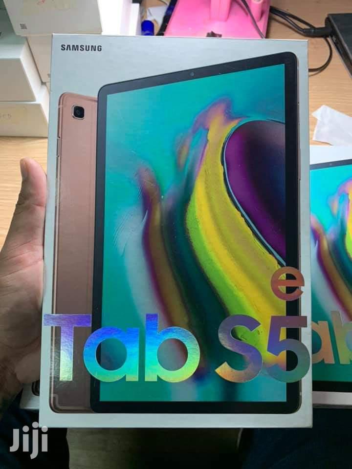New Samsung Galaxy Tab S5e 64 GB Black